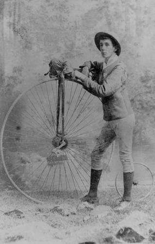 Penny Farthing bicycles