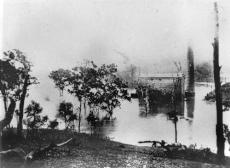 Floods at Mt Crosby,1893 (SLQNeg 161473)