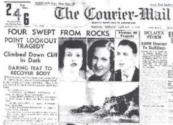 Courier Mail, 2 January 1939