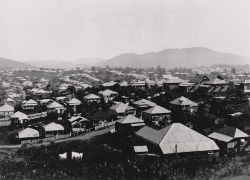 Red Hill, 1929