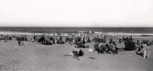 Southport Beach 1935